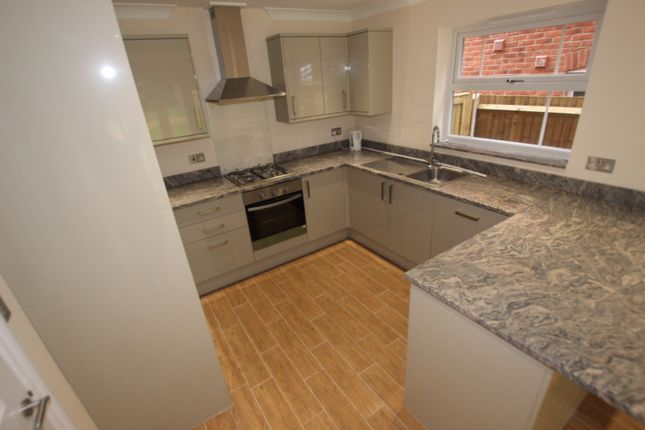 Thumbnail Semi-detached house to rent in Ivanhoe Close, Reading
