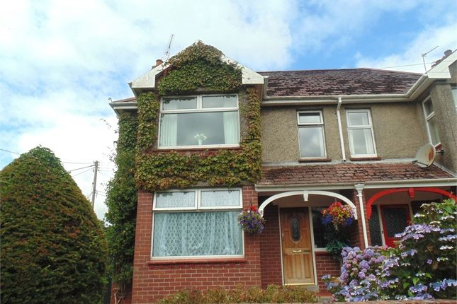 4 bed semi-detached house for sale in 4 Crowhill, Haverfordwest, Pembrokeshire