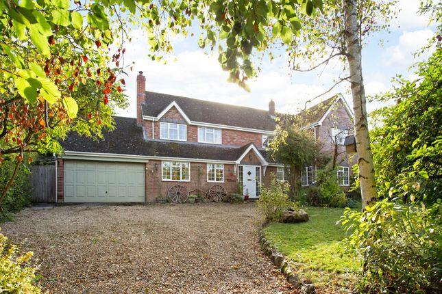Thumbnail Detached house to rent in Lockeridge, Marlborough