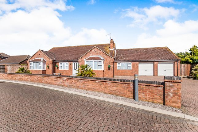 Thumbnail Detached bungalow for sale in The Wentworths, Long Sutton, Spalding