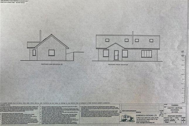 Proposed Planning Permission
