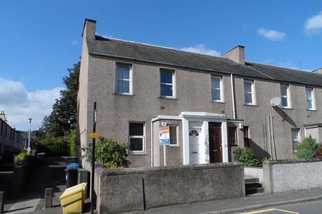 Thumbnail Flat to rent in Dunnikier Road, Kirkcaldy