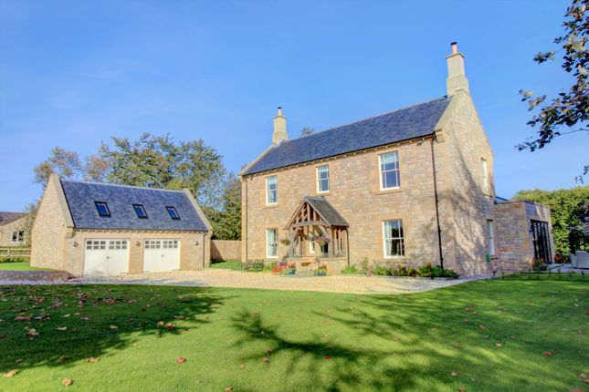 5 bed detached house for sale in Thropton, Morpeth NE65
