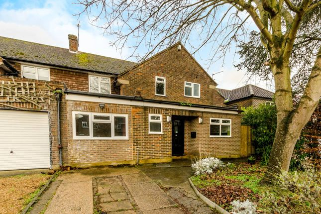 Thumbnail Property to rent in Norman Crescent, Pinner