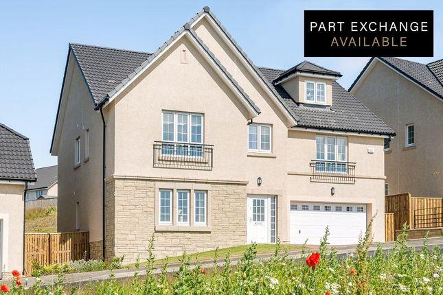 Thumbnail Detached house for sale in 49 Kings View Crescent, Ratho, Edinburgh
