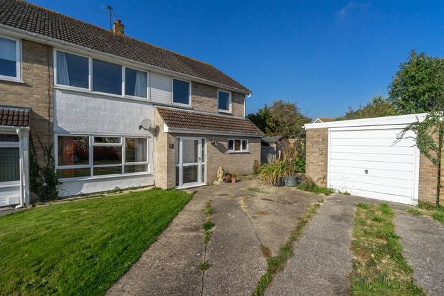 Semi-detached house for sale in Winchester Drive, Chichester