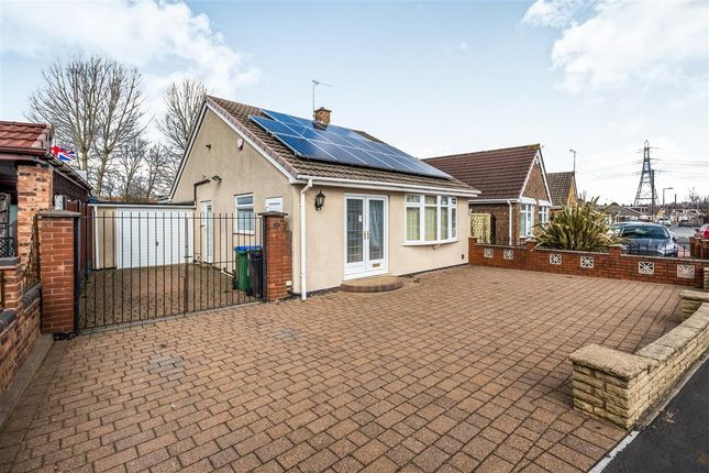 Thumbnail Detached bungalow for sale in Charlotte Road, Wednesbury