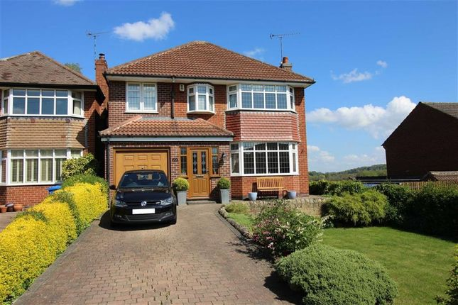 Thumbnail Detached house for sale in Ford Lane, Allestree, Derby