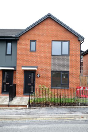 Thumbnail Terraced house for sale in Chorley Place, Chorley Street, Bolton