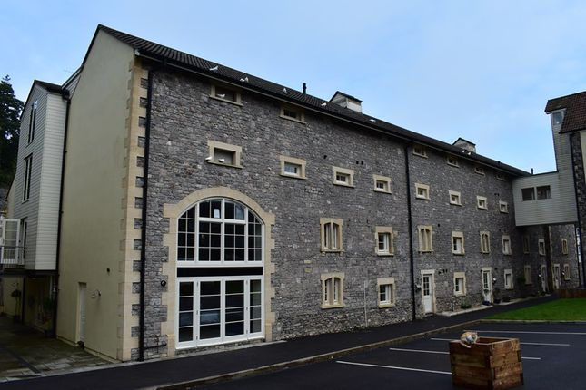 Thumbnail Flat for sale in The Old Brewery, Oakhill, Shepton Mallet