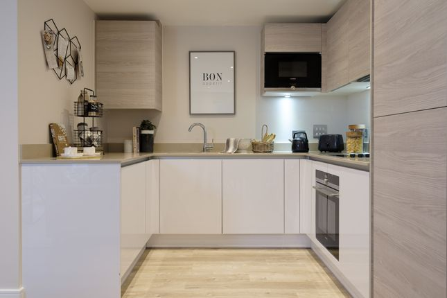 1 bedroom flat for sale in The Loftings - Vicus Way, Off Staffterton Way, Maidenhead