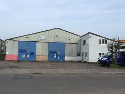 Thumbnail Industrial to let in Galmington Trading Estate, Taunton