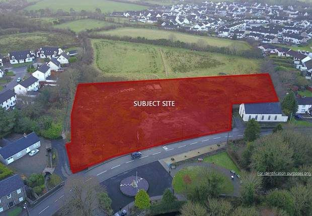 Thumbnail Land to let in Church Road, Kells, Ballymena, County Antrim