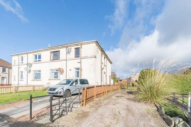 Thumbnail Flat for sale in Merksworth Avenue, Dalry