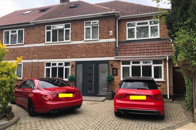 Thumbnail Semi-detached house for sale in St. Andrews Close, Ruislip, Middlesex