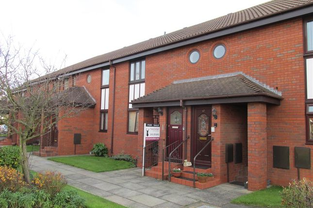 Thumbnail Flat to rent in Grovelands Road, Wallasey, Wirral