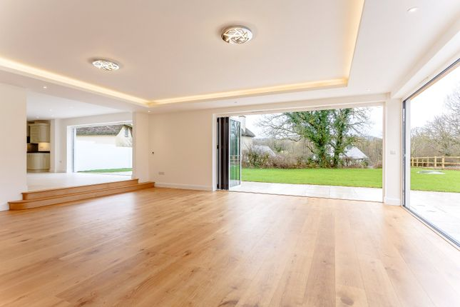 Sitting Room of Taw Green, Okehampton, Devon EX20
