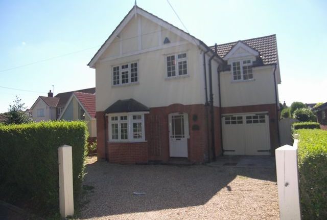 Thumbnail Detached house to rent in Cornflower Close, Colchester, Essex