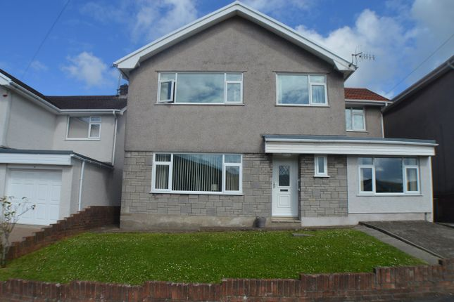 Thumbnail Detached house for sale in Pine Valley, Cwmavon, Port Talbot