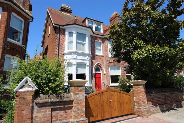 Thumbnail Detached house for sale in Spencer Road, Southsea