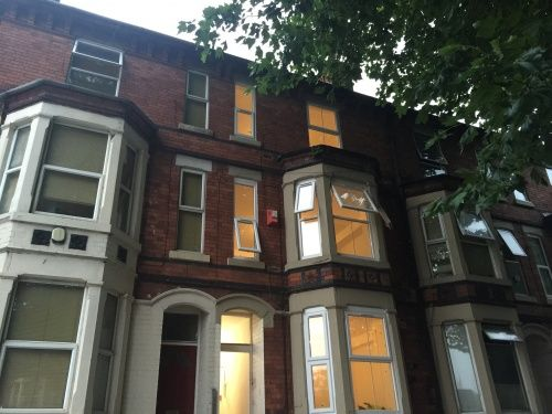 Thumbnail Detached house to rent in Gregory Boulevard, Nottingham