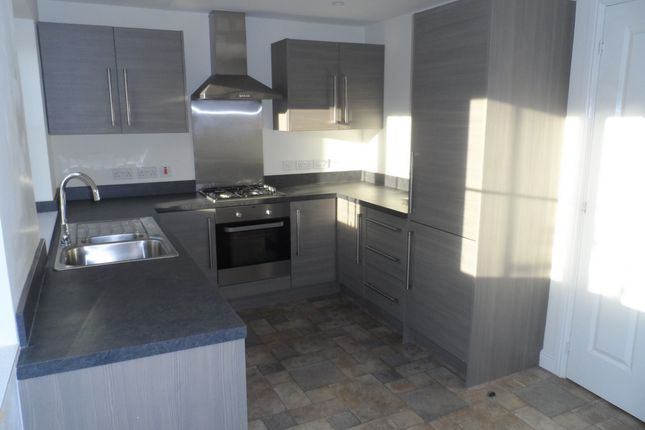 Thumbnail End terrace house to rent in Vicarage Drive, Mitcheldean
