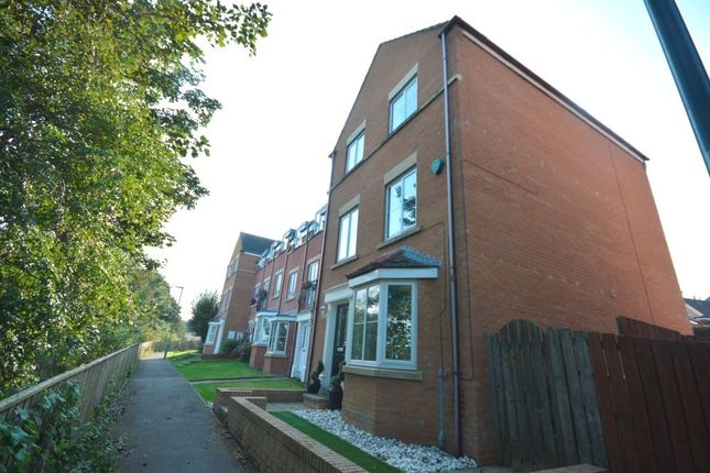 Thumbnail Town house for sale in Cong Burn View, Pelton Fell, Chester Le Street