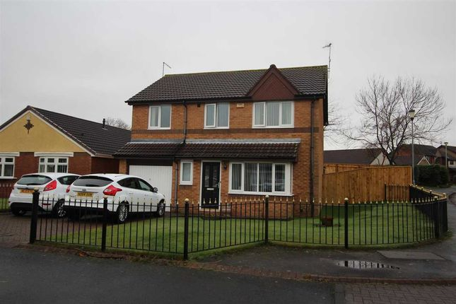Detached house for sale in Pinewood Avenue, Northburn Chase, Cramlington