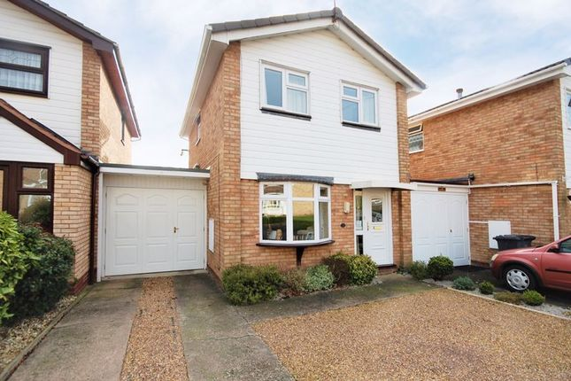 Thumbnail Detached house for sale in Forge Valley Way, Wombourne, Wolverhampton