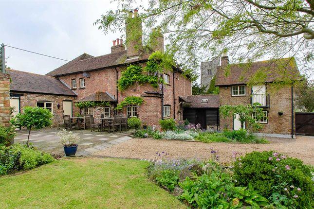 Thumbnail Detached house for sale in The Chimneys, The Street/Bexon Lane, Bredgar, Sittingbourne