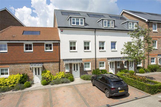 Thumbnail Terraced house to rent in Eden Road, Dunton Green, Sevenoaks, Kent