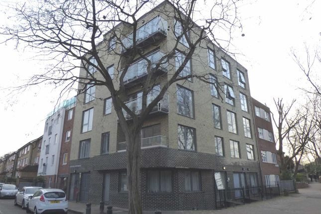 Thumbnail Flat for sale in Rotherhithe Street, London