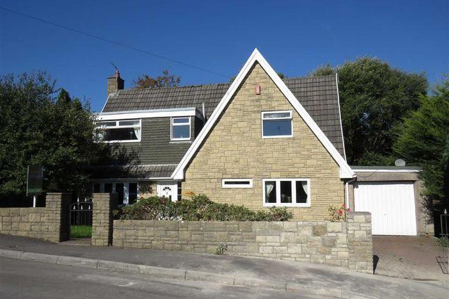 Thumbnail Detached house for sale in Rock Terrace, Ynysybwl, Pontypridd