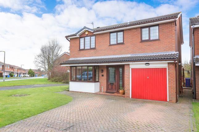 Thumbnail Detached house for sale in Larchmere Drive, Essington, Wolverhampton, Staffordshire
