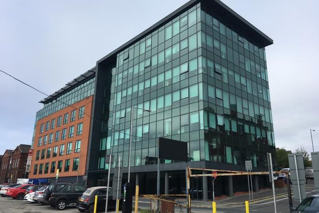 Office to let in Serviced Offices, Regus At 120, Bark Street, Bolton