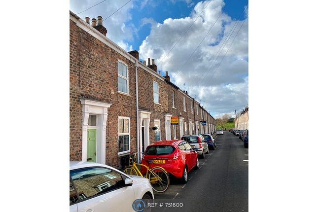 Thumbnail Terraced house to rent in Hampden Street, York