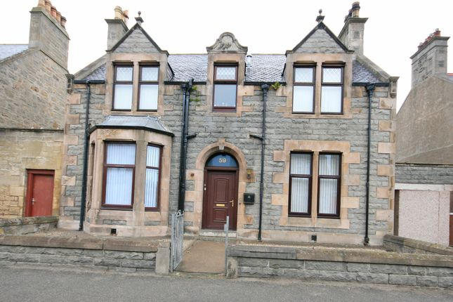 Thumbnail Flat for sale in East Church Street, Buckie