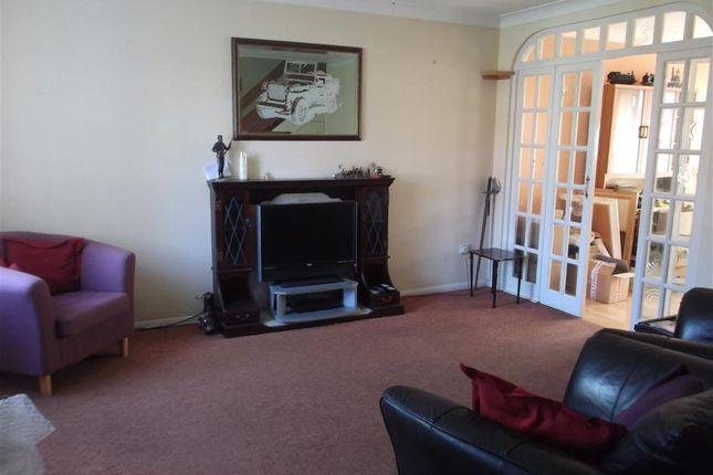 Thumbnail End terrace house for sale in Ripley Road, Willesborough, Ashford, Kent