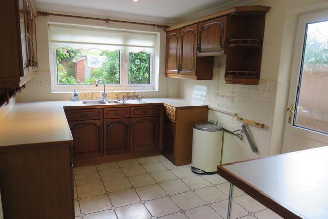 Kitchen of Valley Road, Lillington, Leamington Spa CV32
