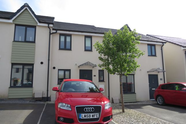 Thumbnail Terraced house for sale in Marazion Way, Plymouth
