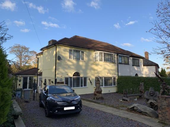 Thumbnail Semi-detached house for sale in Egerton Park, Birkenhead, Merseyside