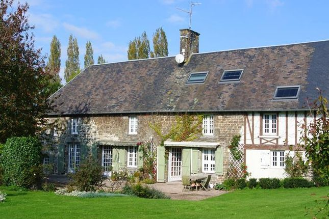 4 bed country house for sale in Normandy, France