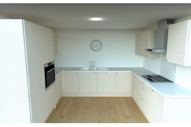 Thumbnail Flat for sale in Apartment 3, Kingsmere Square, Bicester