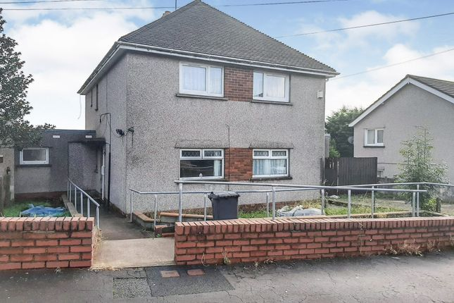 Thumbnail Flat for sale in Tregellis Road, Skewen, Neath