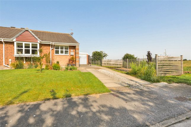 2 bed bungalow for sale in Farrand Road, Hedon, Hull HU12