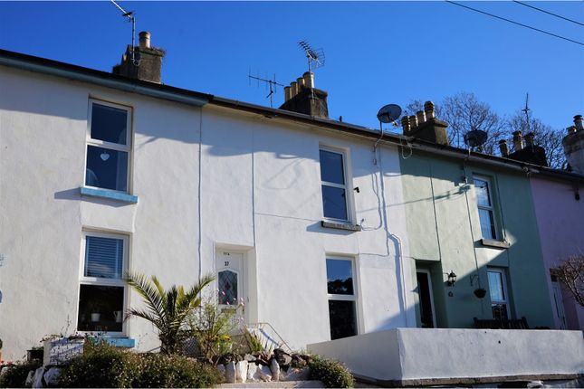 Thumbnail Flat for sale in 37 Mount Pleasant Road, Brixham