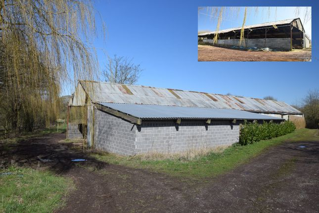 Thumbnail Property for sale in Clock Mill Farm, Swepstone Road, Measham