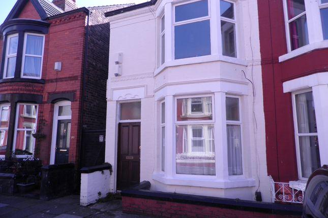 Blythswood Street, Aigburth, Liverpool, Merseyside L17
