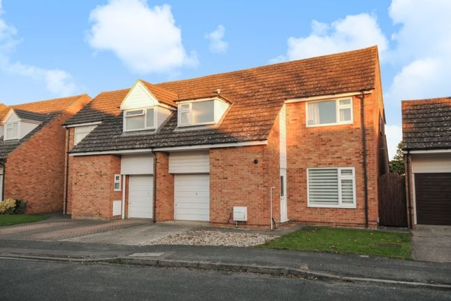 Thumbnail Semi-detached house to rent in Binning Close, Drayton, Abingdon