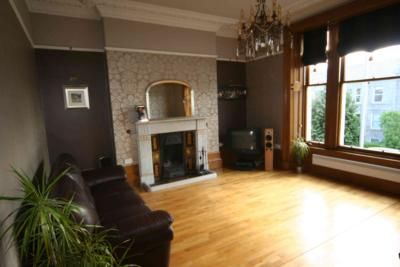 Thumbnail Flat to rent in St Swithin Street, Aberdeen